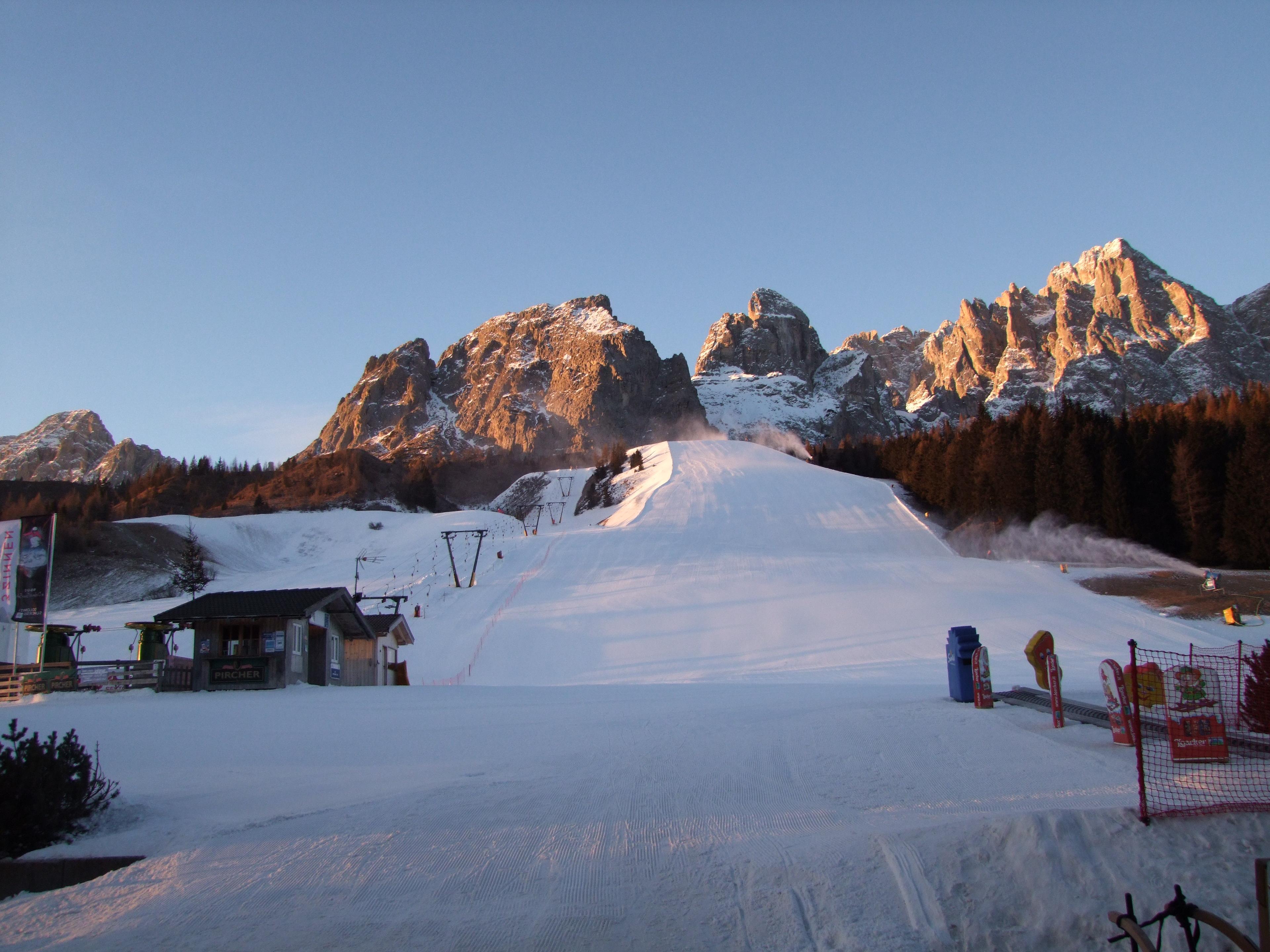 Ski kamp Sexten, 16. – 20.12.2018. 2 termin – Passo Monte Croce