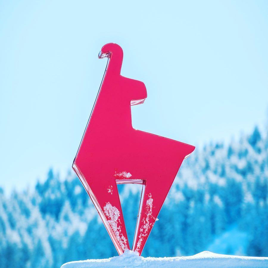 Kamp skijaškog učilišta u Kitzbühel-u