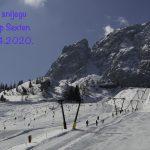 Ski kamp *Passo Monte Croce* – Sexten, 02.-05.04.2020.